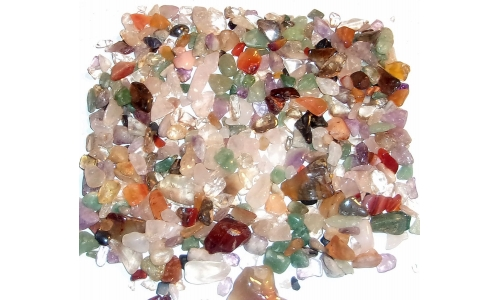 500 cts Polished Gemstones 5 to 20 MM 1615F