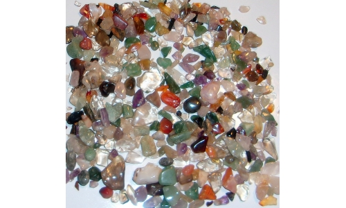 500 cts Polished Gemstones 5 to 20 MM 1616F