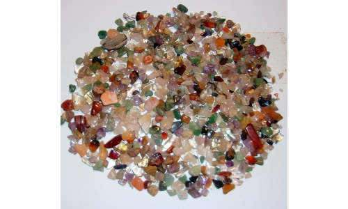 500 cts Polished Gemstones 5 to 20 MM 1660F