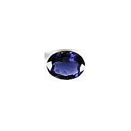 Iolite Loose Faceted Oval  1..