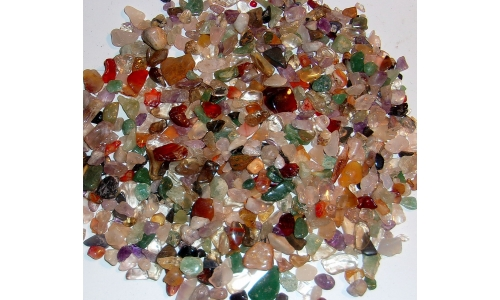 500 cts Polished Gemstones 5 to 20 MM 1779F