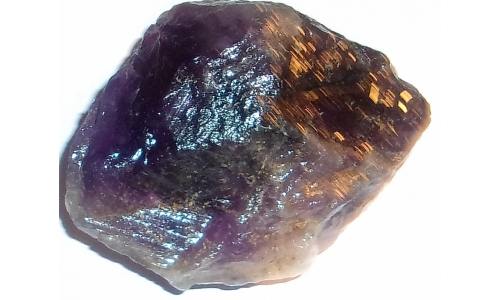 Super Seven Amethyst Melody Stone 180 Grams 75x55x40 MM 1836F
