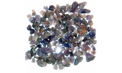 270 cts Iolite Natural Rough 5 to 18 MM 1846F