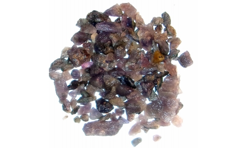 350 cts Iolite Natural Rough 10 to 28 MM 1850F