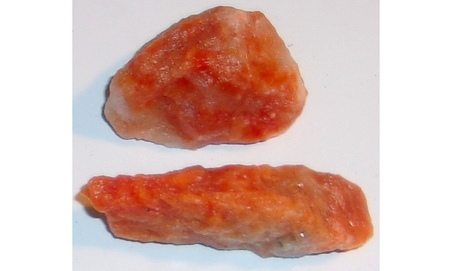 Tangerine Calcite Natural 40 to 55 MM 300 cts 1869F