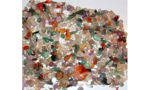 500 cts Polished Gemstones 5 to 20 MM 1998F