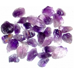 Amethyst Natural 15 to 35 MM..