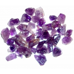 Amethyst Natural 15 to 27 MM..