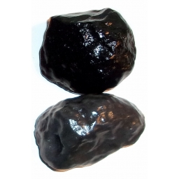 1/2 Pound Black Agate 60x50x..
