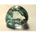 Aquamarine faceted Loos..