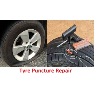 Tyre Disposal service From