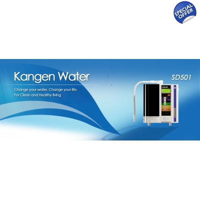 Enagic Water Ionizer