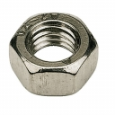 8mm Plain Nut stainless steel