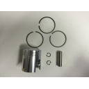 Piston Kit 66mm 200cc Italian