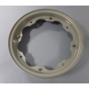 Wheel Rim Innocenti Marked Silver