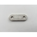 Chain guide locking plate MB