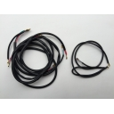 Wiring loom, simple AC 12 volt Electronic, Black, MB