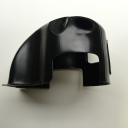 Cylinder Head cowling steel, TS1  painted BLACK