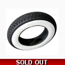 Continental White wall K62 Tyre 3.50 : 10