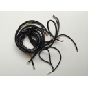 Wiring loom universal AC, AC-DC, DC, fits all, Black, MB