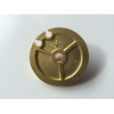 Brass Gear Roller Wheel