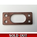 Exhaust Gasket Oval Copper MB