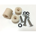 Number Plate Spacer Buffer Set S2 scootopia