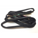Wiring Loom Electronic Black