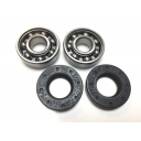 Front Wheel bearing & Oil Seal Set