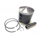 Piston Kit, 65.00mm 'A' Cast, coated, MBgm BGM 195 Meteor