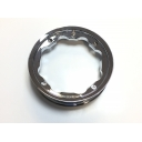 SIP Tubeless Wheel Rim In Aluminium Chrome