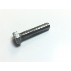 Screw, Hex set, 8 x 30mm, stainless steel