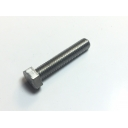 Screw, Hex set, 8 x 40mm, stainless steel