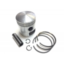 Piston Kit Tv175 62.00 mm