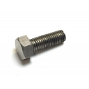 Screw, Hex set, 7 x 20mm, stainless steel