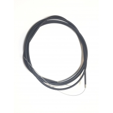 Throttle Cable XL For Large Carbs - BLACK MB