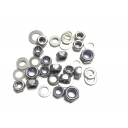 Chain Case Nut & Washer Kit ST ST