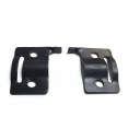Side panel spring clip plates S3