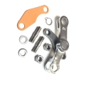 Gear Swivel Swivel & Support Post Mb Hard Chrome
