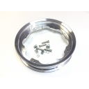 SIP Tubeless Wheel Rim In Polished Aluminium