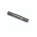 Exhaust tail pipe stud 6 x 37 st/st MB