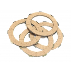 Clutch Cork Set 4 Plate - Cosa