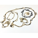 Gasket Set  3 Port Motors - NON OIL INJECTION TYPE