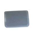 Brake Pedal Rubber - Grey CASA