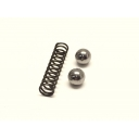 Gear Selector Spring & Ball Bearing Set