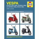 Haynes Vespa GTS  Manual