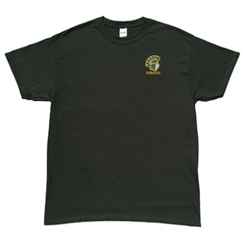 Embroidered Dorado Head T-shirt