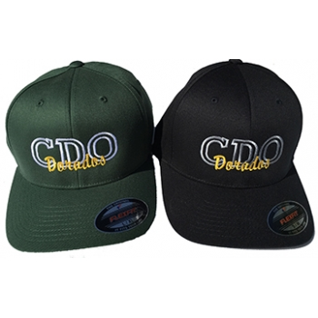 Embroidered Dorados Flexfit Hat