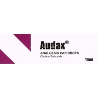 Audax Analgesic Ear Drops 10ml