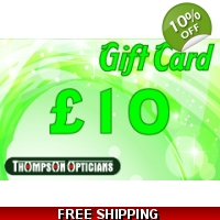 Thompson Opticians Gift Card - �10